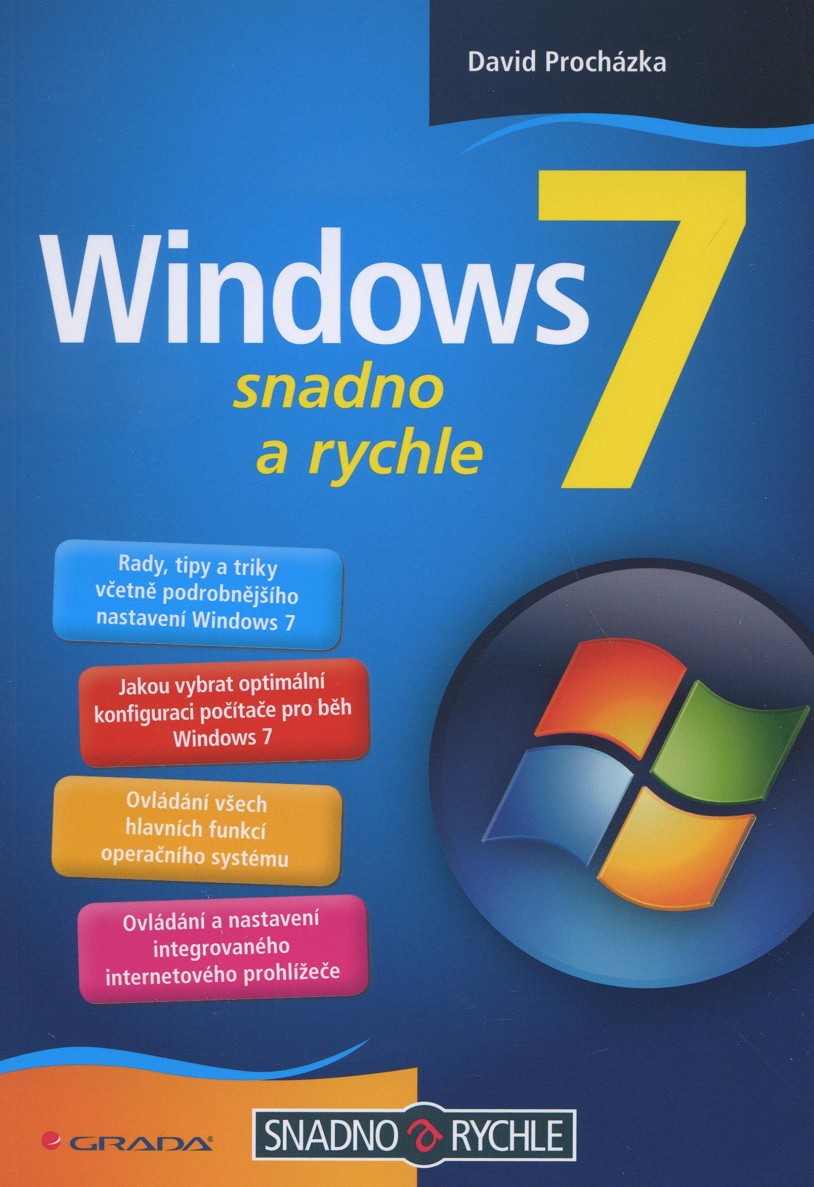 Windows 7 - snadno a rychle