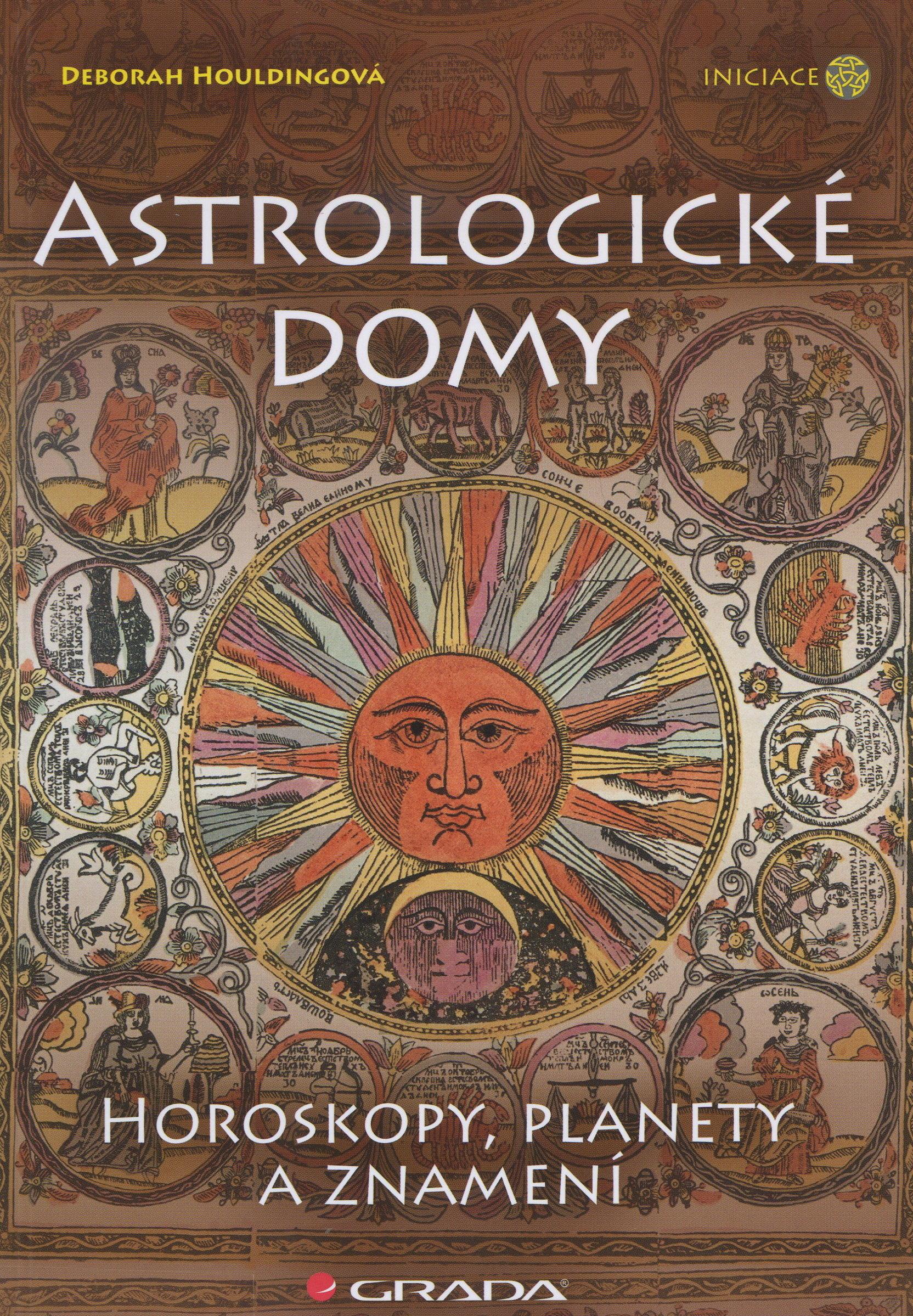 Astrologické domy - horoskopy,planety a znamení