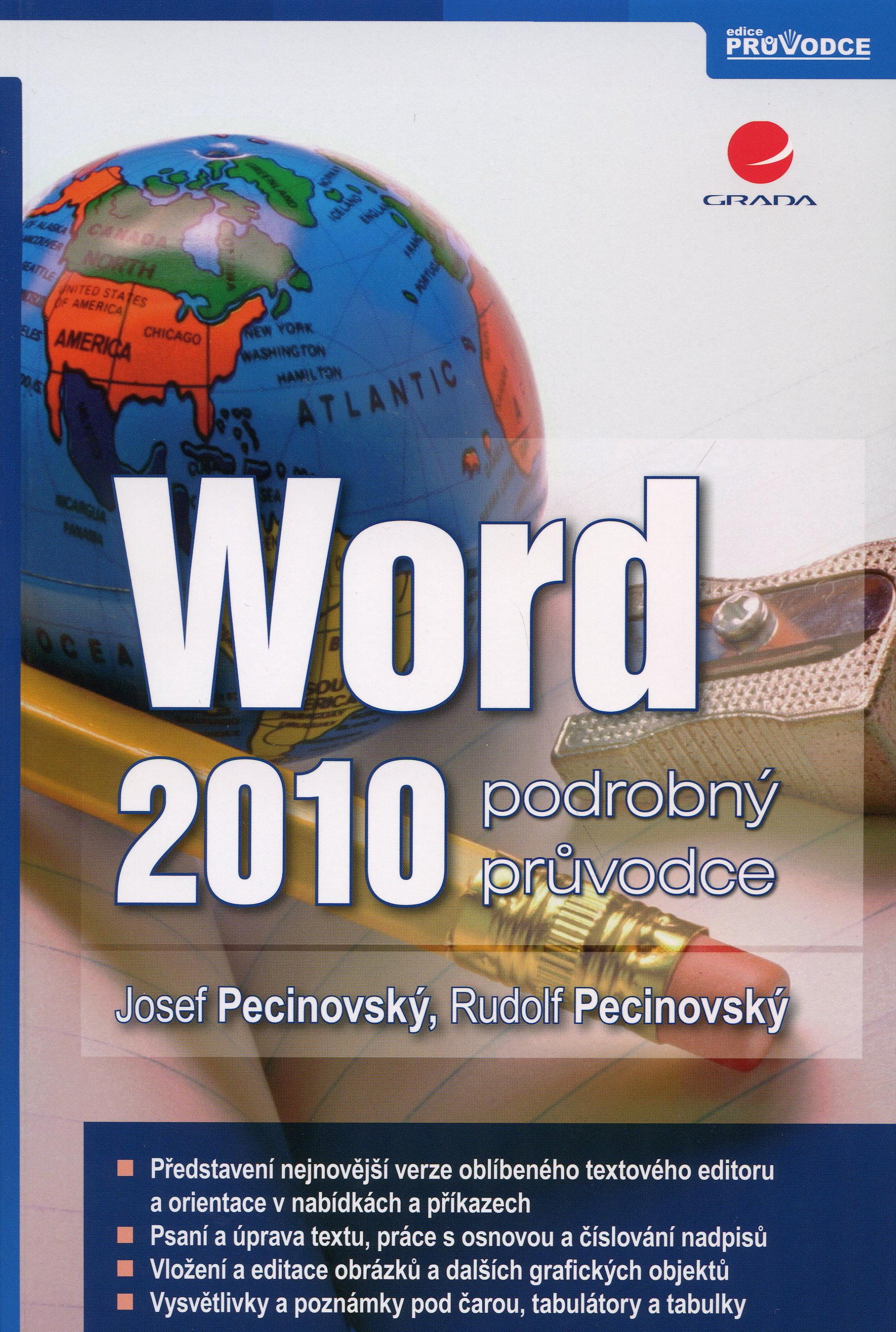 Word 2010 - Podrobný průvodce