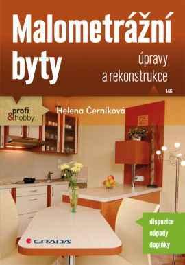 Malometrážní byty - Úpravy a rekonstrukce