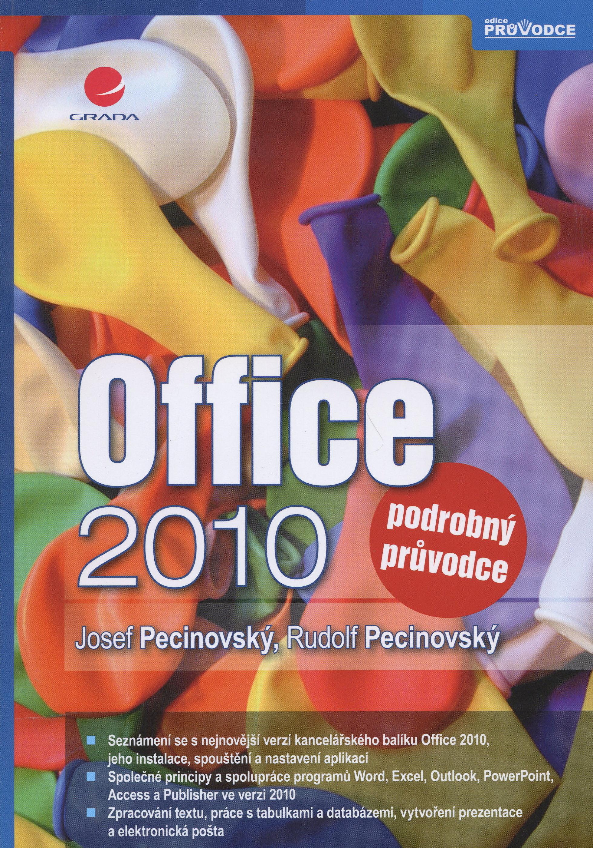 Office 2010 - podrobný průvodce