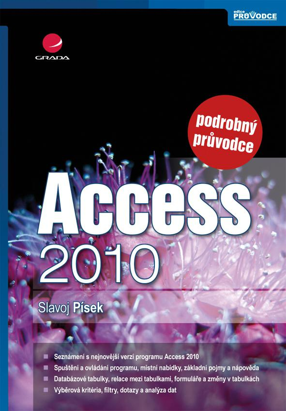 Access 2010 - podrobný průvodce