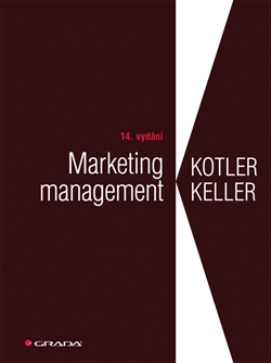 Marketing management - 14. vydání