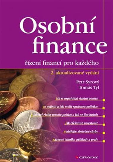 Osobní finance - 2. aktualizované vydání – řízení financí pro každého