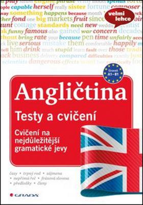 Angličtina Testy a cvičení - Cvičení na nejdůležitější gramatické jevy