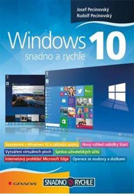 Windows 10 Snadno a rychle