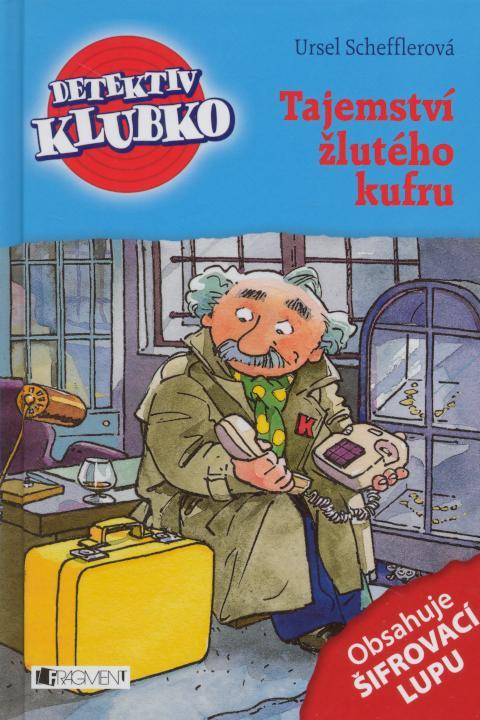 Detektiv Klubko - Tajemství žlutého kufru