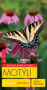 Motýli - Průvodce přírodou