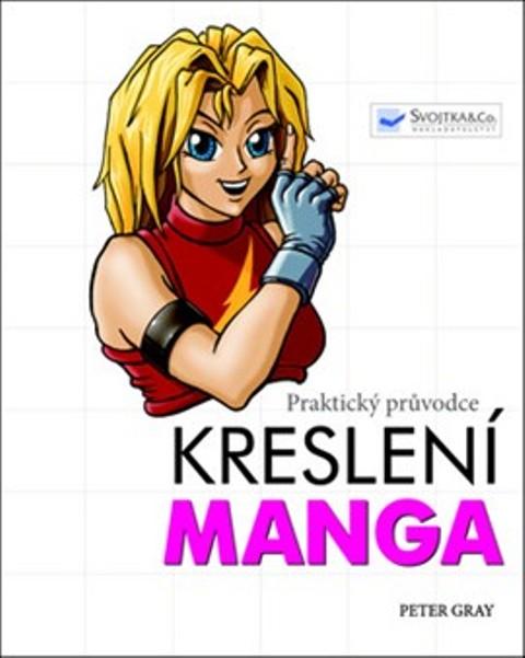 Praktický průvodce kreslení - manga