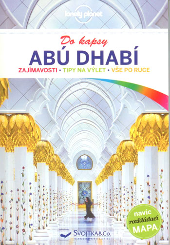 Abú Dhabí do kapsy - Lonely Planet