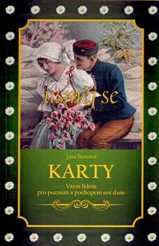 Karty všem lidem pro poznání a pochopení své duše - Kniha + záložka + krabička + 78 karet