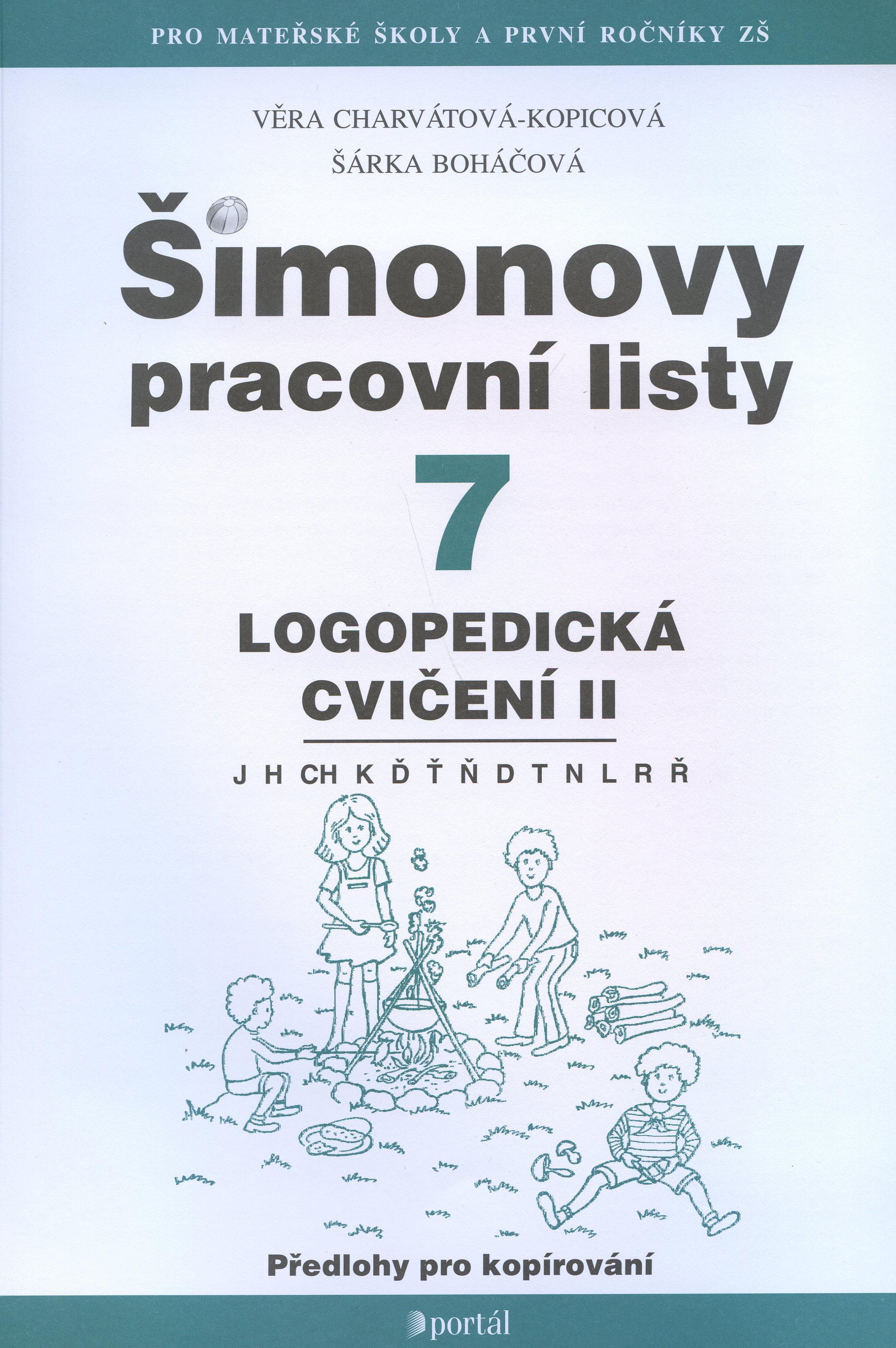 ŠPL 7 - Logopedická cvičení - Logopedická cvičení II.