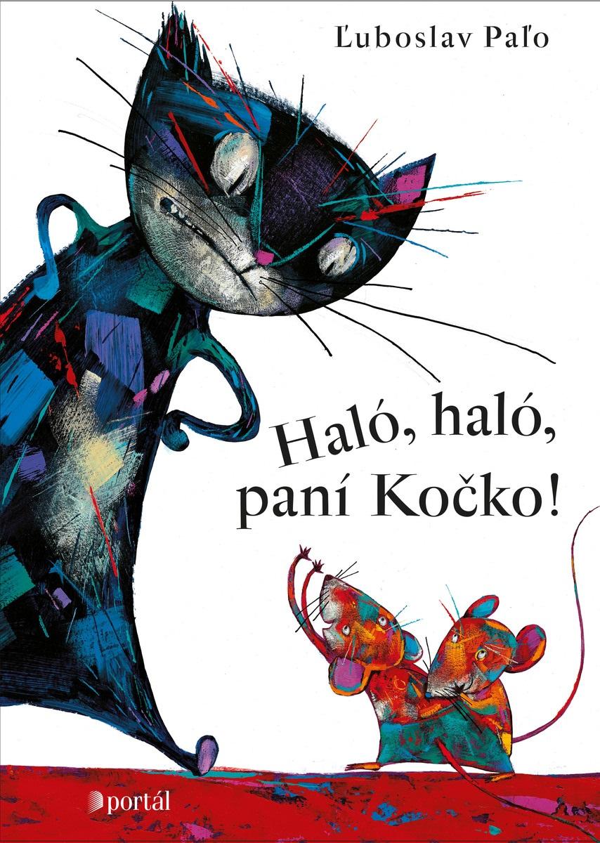 Haló, haló, paní Kočko!