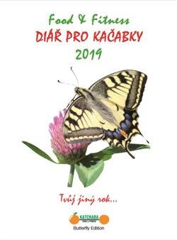 Diář pro Kačabky 2019 - Tvůj jiný rok...