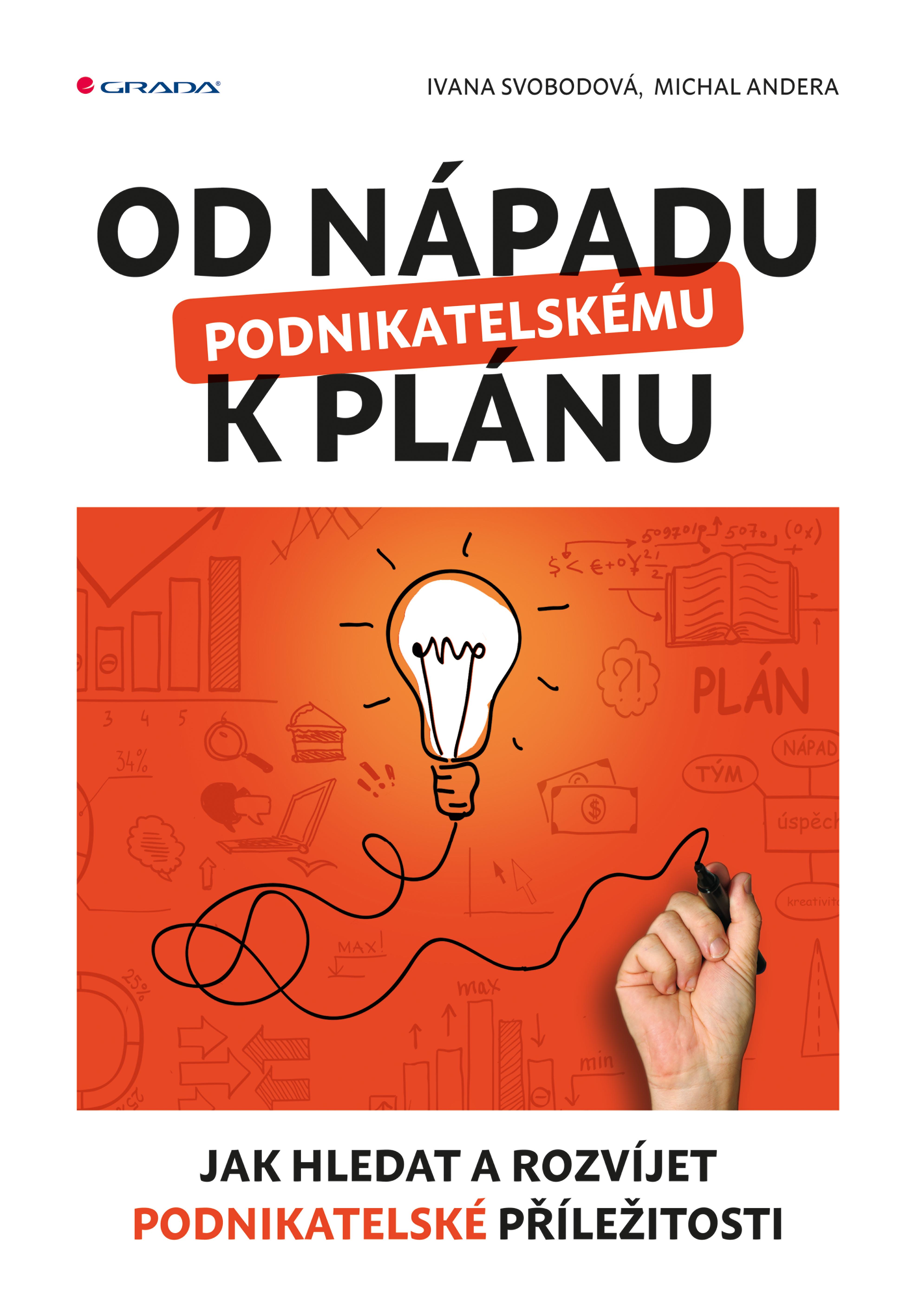 Od nápadu k podnikatelskému plánu - Jak hledat a rozvíjet podnikatelské příležitosti