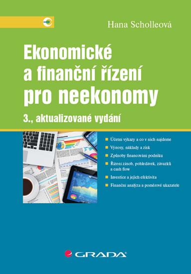 Ekonomické a finanční řízení pro neekonomy - 3., aktualizované vydání