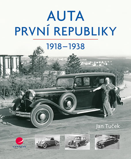 Auta první republiky - 1918-1938