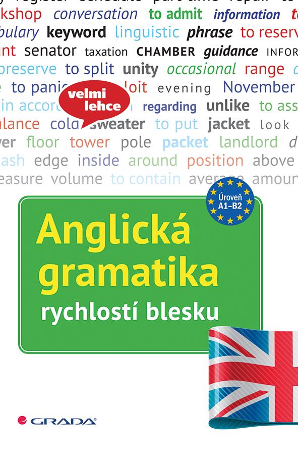 Anglická gramatika - rychlostí blesku