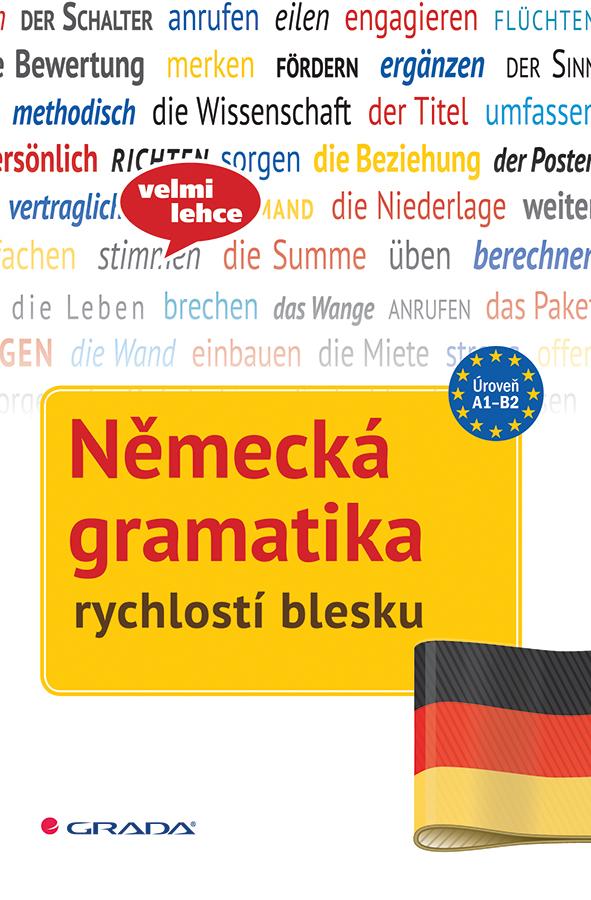 Německá gramatika - rychlostí blesku