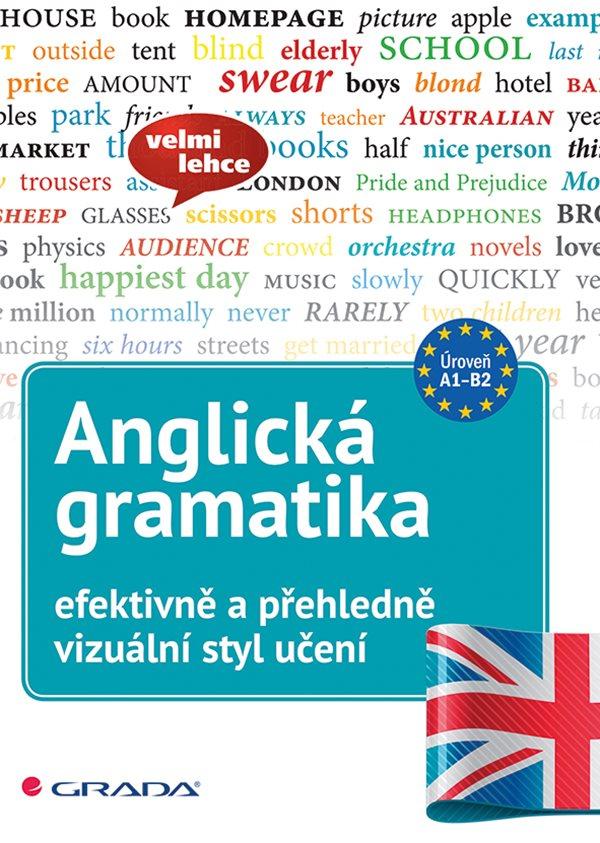 Anglická gramatika efektivně a přehledně - vizuání způsob učení