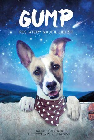 Gump - Pes, který naučil lidi žít (filmová obálka)