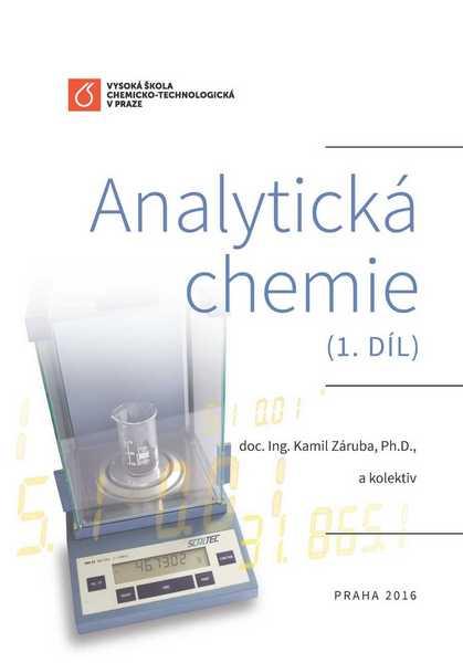 Analytická chemie (1. díl)