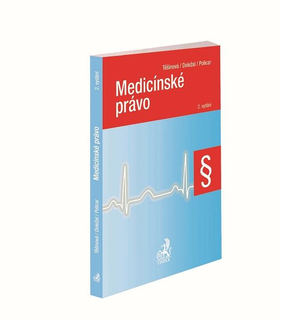 Medicínské právo (2. vydání)