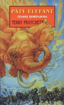 Pátý elefant - Úžasná Zeměplocha
