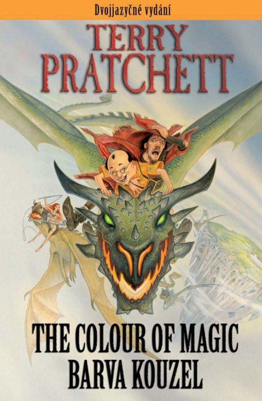 Barva kouzel - The Colour of Magic