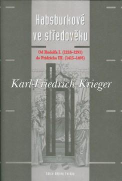 Habsburkové ve středověku