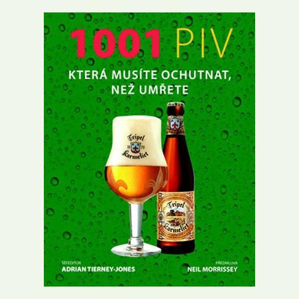 1001 piv - která musíte ochutnat, než umřete