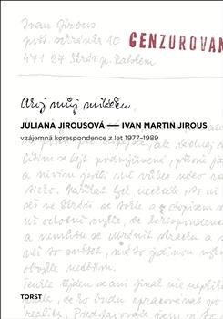 Ahoj můj miláčku - Vzájemná korespondence z let 1977-1989