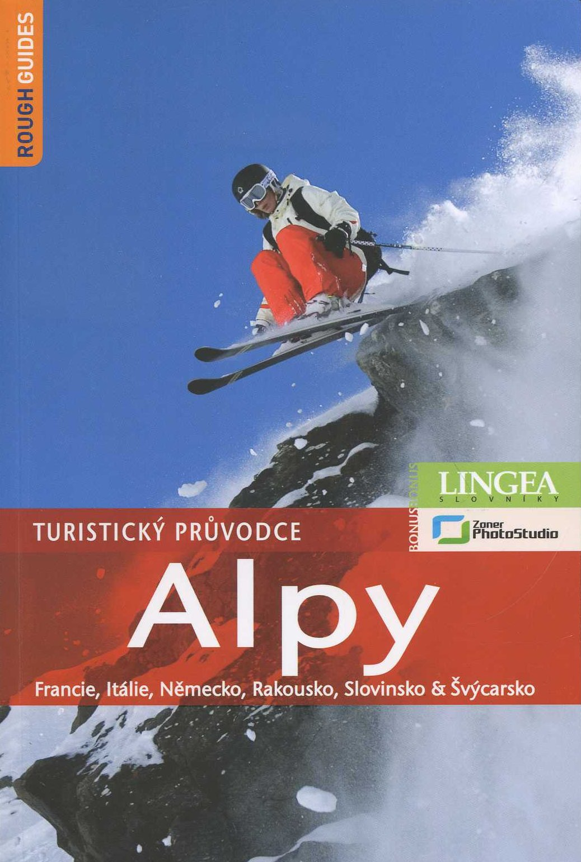 Alpy - Francie, Itálie, Německo, Rakousko, Slovinsko, Lichtenštejnsko & Švýcarsko