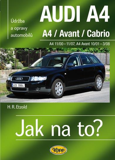 Audi A4/ Avant/ Cabrio - 11/00 – 11/07, č. 113