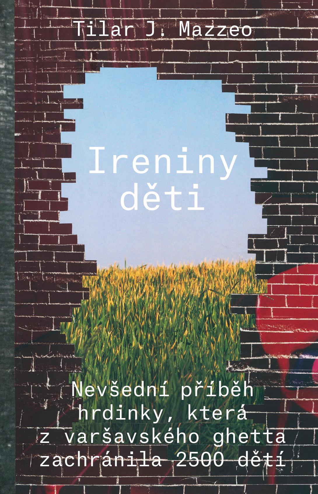 Ireniny deti - Nevšední příběh hrdinky, která zvaršavského ghetta zachránila 2500 dětí