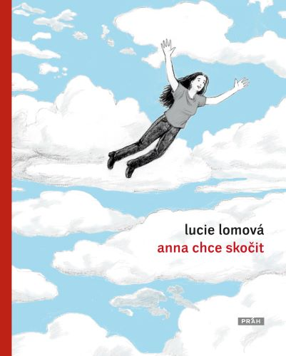 Anna chce skočit