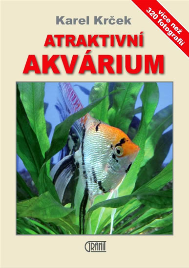 Atraktivní akvárium