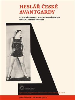 Heslář české avantgardy - Estetické koncepty a proměny uměleckých postupů v letech 1908-1958