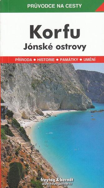 Průvodce na cesty Korfu a Jónské strovy - 2. vydání