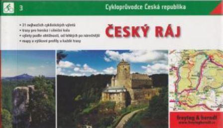 Český ráj 3 - Cykloprůvodce