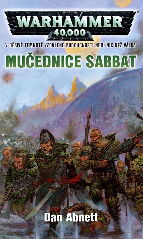 Mučednice Sabbat - Warhammer 40 000