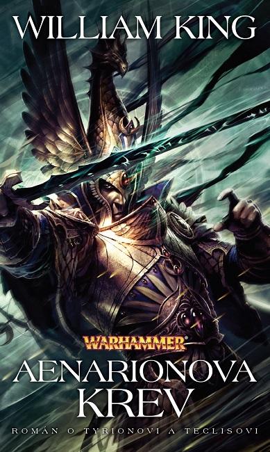 Aenarionova krev - Warhammer: Román o Tyrionovi a Teclisovi 1