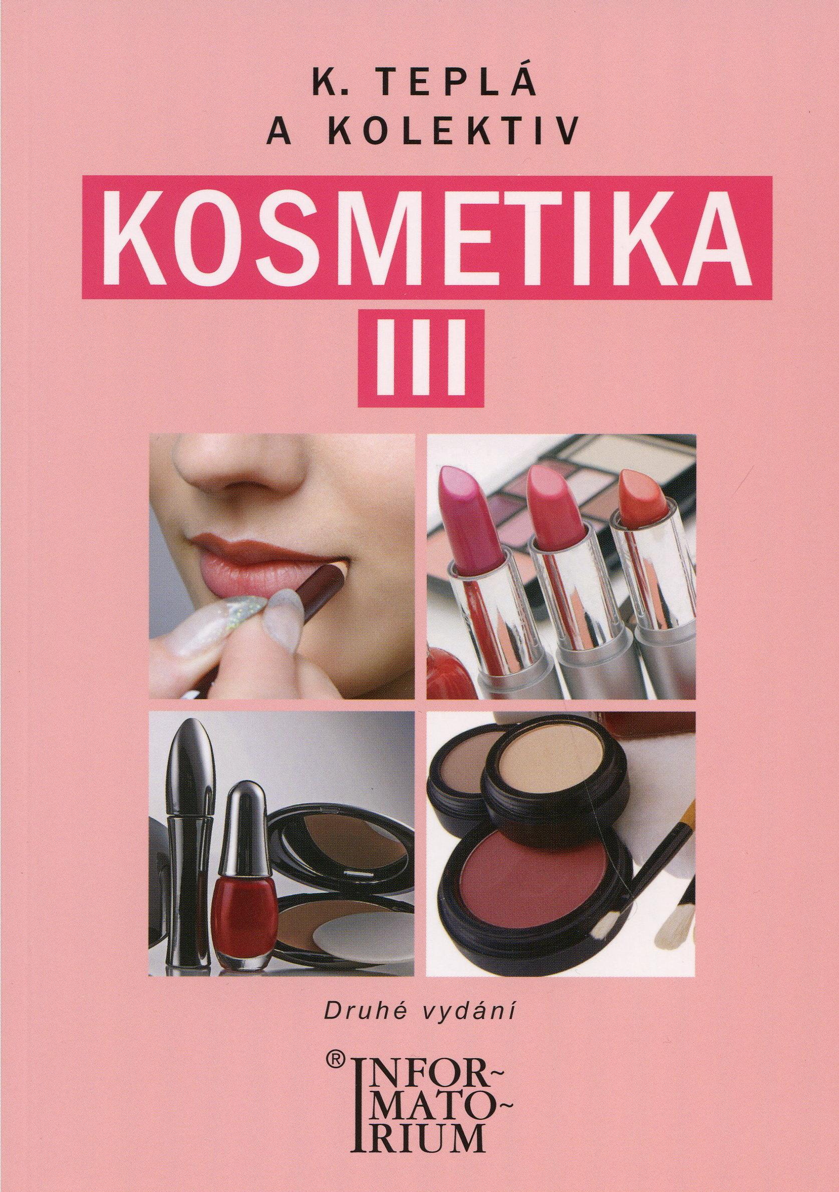 Kosmetika III - Druhé vydání