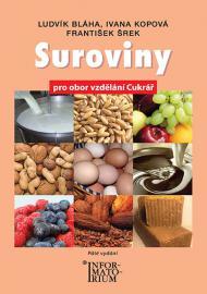 Suroviny pro UO Cukrář - 5., aktualizované vydání