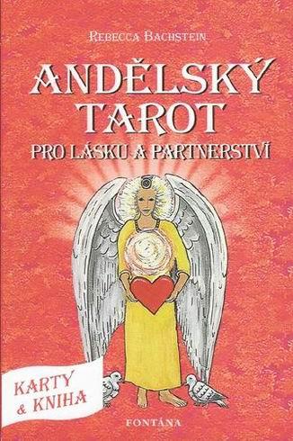 Andělský tarot pro lásku a partnerství (karty a kniha)