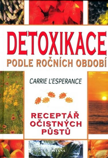 Detoxikace podle ročních období - receptář očistných půstů