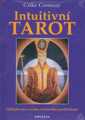Intuitivní tarot - kniha a karty - Odhalte moc svého tvořivého podvědomí
