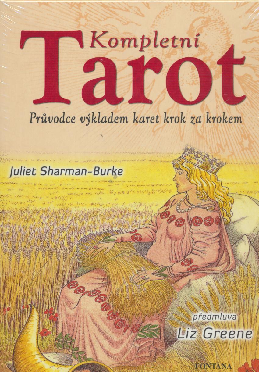 Kompletní tarot (kniha+karty) - Průvodce výkladem karet krok za krokem