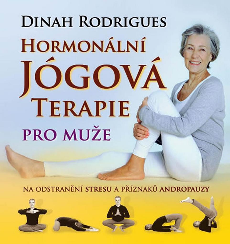 Hormonální jógová terapie pro muže - Na odstranění stresu a příznaků andropauzy