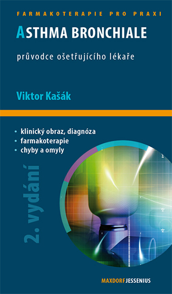 Asthma bronchiale, 2. vydání - Průvodce ošetřujícího lékaře